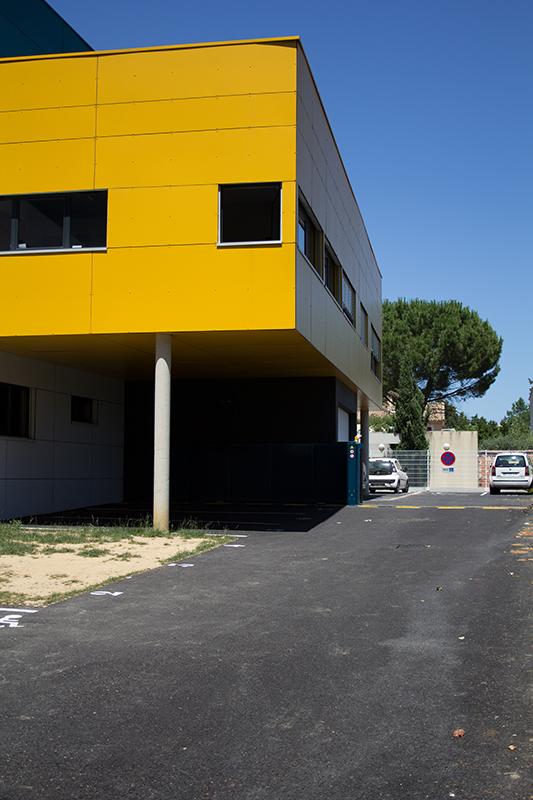 Centre Medico Social Nimes : les realisations de l 39 entreprise cr avie tp dans le gard ~ Dailycaller-alerts.com Idées de Décoration